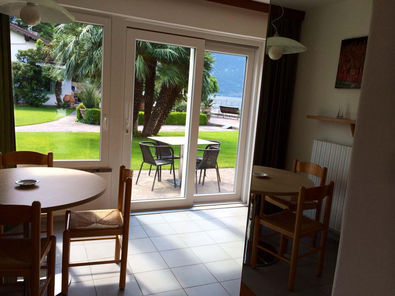 Giardino Zen Lago Di Garda : Appartemento a vista giardino lago di garda bungalow park